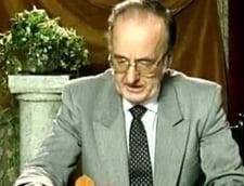 A murit unul dintre cei mai cunoscuti prezentatori de stiri din Romania