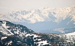 A nins in Romania. Unde au cazut primii fulgi din acest sezon