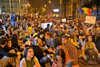 A patra zi de proteste la Rosia Montana: imagini din centrul manifestantilor (Galerie foto)