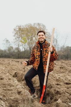 A plantat intr-o singura zi 12.000 de copaci impreuna cu 600 de voluntari - Interviu cu Robert Diaconeasa (DaddyCool)
