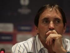 A refuzat Steaua pentru Brasov, dar acum ameninta cu demisia