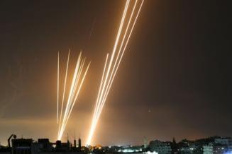 A reusit Hamas sa strapunga scutul Iron Dome ce protejeaza Israelul de rachetele lansate din teritoriile ocupate?