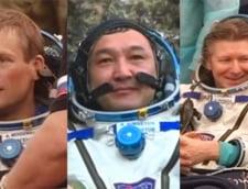 A revenit pe Pamant cosmonautul care a petrecut cel mai mult timp in spatiu (Video)