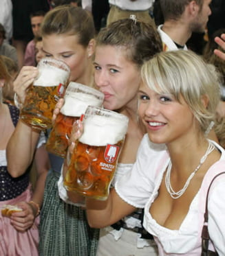 A scazut consumul de bere