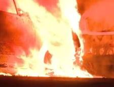 A treia noapte de violente in Franta dupa ce un tanar a fost ucis de politie: Zeci de masini si cladiri incendiate, oameni retinuti (Foto&Video)