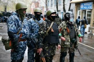A trimis Occidentul mercenari, pusti si mancare in Ucraina?