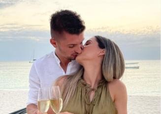 "A uitat de eliminarea stupida de la nationala! Florin Tanase a dat ""lovitura"" in Zanzibar. Cum si-a surprins iubita pe plaja exotica"