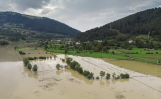 A venit potopul. Florin Citu: Hotarare de Guvern pentru acordarea ajutoarelor de urgenta in cazul inundatiilor
