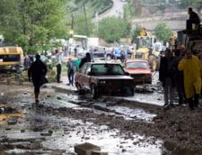 A venit potopul la Ankara. Primarul spune ca asa ceva se intampla o data la 500 de ani (Video)