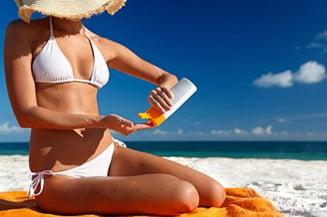 A venit vara - cum alegi crema de protectie solara?