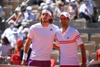 A vrut Tsitsipas sa sugereze ceva necurat despre Djokovici? Ce a declarat grecul dupa finala pierduta la Roland Garros
