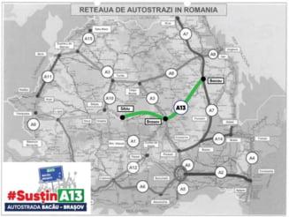 A13 Bacau - Brasov are proiectant. CNAIR a semnat contractul pentru Studiul de Fezabilitate si Proiectul Tehnic