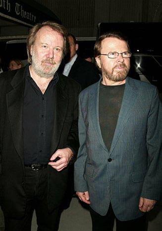 ABBA revine cu doua melodii, dupa 15 ani