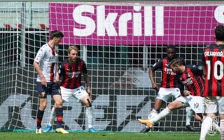 AC Milan a demolat-o pe Juventus chiar la Torino. Echipa lui Ronaldo, out din Liga Campionilor