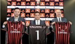 AC Milan intra intr-o noua era: Berlusconi a plecat, chinezii au preluat echipa