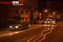 ACCIDENT - Un elev de 17 ani a fost lovit pe trecerea pentru pietoni de soferul unui BMW