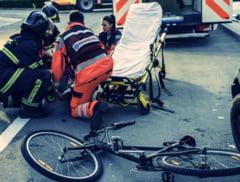 ACCIDENT GRAV LA IESIRE DIN SIBIU!
