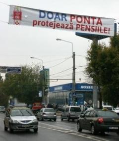 ACL Braila solicita BEJ interzicerea materialelor electorale cu mesajul *Doar Ponta protejeaza pensiile*