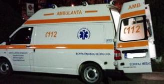 ACUM - ACCIDENT in RAMNICU VALCEA. O victima inconstienta...