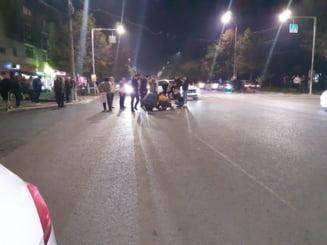ACUM. ACCIDENT RUTIER in municipiul Giurgiu! (FOTO)