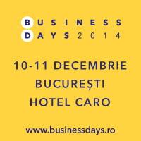 ADN-ul antreprenorului modern de succes, radiografiat la Bucuresti Business Days
