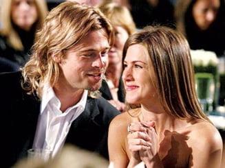 ADN-ul lui Brad Pitt, luat de Jennifer Aniston?