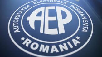 AEP: Controale privind legalitatea veniturilor si cheltuielilor partidelor. S-au aplicat sanctiuni si amenzi