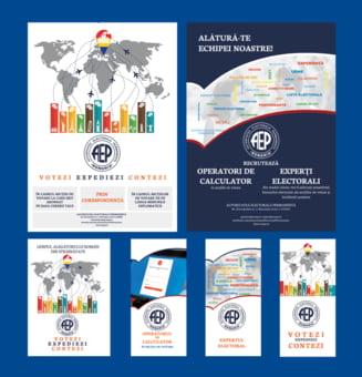 AEP a lansat brosurile de informare
