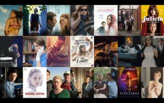 AFP: Filmele romanesti, printre favorite la castigarea Palme d'Or de la Cannes