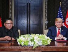 AFP: Kim Jong Un si Trump elogiaza un summit istoric, dar fara sa faca vreun progres major