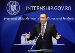 AFP: Premierul roman este supus luni unei duble presiuni, din partea justitiei si Parlamentului