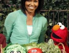 AFP: Romania i-a luat-o inainte lui Michelle Obama, cu taxa pe fast-food
