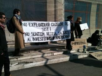 AFP: Romania mizeaza pe gazele de sist