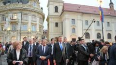 AFP scrie despre ''urzeala tronurilor'' in UE: Cursa a fost lansata la Sibiu