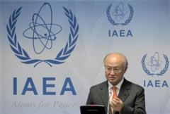 AIEA avertizeaza Israelul: Problema nucleara iraniana trebuie rezolvata pasnic