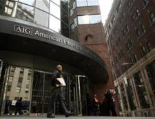 AIG a primit 1 miliard de dolari avans pentru divizia asiatica