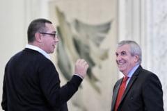 ALDE, tot mai izolat pe scena politica. Ce raspunde Tariceanu cand este intrebat despre fuziune cu partidul lui Ponta