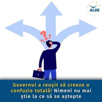 ALDE VRANCEA: Este timpul sa fim lasati sa traim!