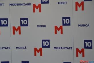 ALDE anunta protocol cu M10. UPDATE Partidul fondat de Macovei neaga (Audio)