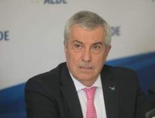 ALDE ar putea vota motiunea de cenzura. Tariceanu: In ce priveste o guvernare cu PNL, raspunsul e scurt si clar - NU