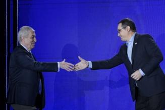 """ALDE si PRO Romania, candidati comuni la alegerile parlamentare. Ponta: """"Vom avea oameni alesi intr-un singur partid care se va numi Pro Romania Social-Liberal"""""""