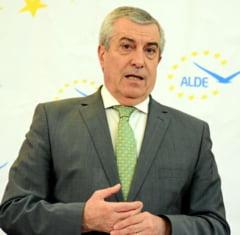 ALDE vrea sa isi pastreze cei 4 ministri. Tariceanu reaminteste ca Tudorel Toader e asumat de PSD