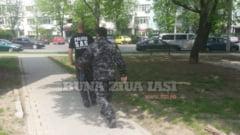 ALERTA cu BOMBA in Tatarasi. Intervin politistii, pirotehnistii si SRI - UPDATE FOTO