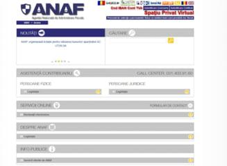 ANAF: 210.000 de PFA si persoane cu activitati independente sunt obligate sa depuna formularul 600 pana la 31 ianuarie