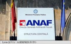 ANAF poate pune poprire pe conturi prin sistemul electronic