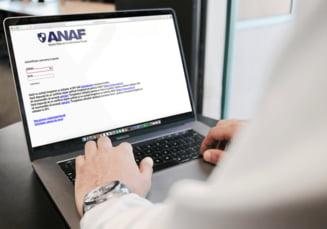 ANAF recomanda interactiunea la distanta cu unitatile fiscale