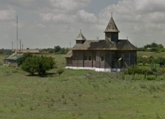ANAF scoate la VANZARE biserica FANTOMA construita la marginea Constantei