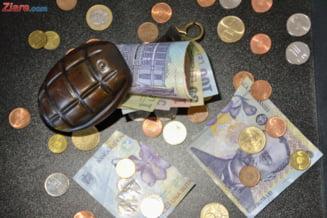 ANAF va pune poprire in conturile bancare doar pentru sumele datorate statului
