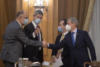 """ANALIZA. Scandalurile in coalitia PNL - USR PLUS, etapa de """"incalzire"""" in vederea marilor conflicte"""