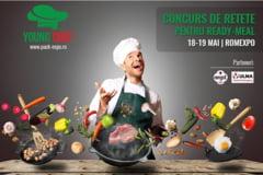 ANGST organizeaza in cadrul PACK EXPO cel mai mare concurs de ready meal din Romania